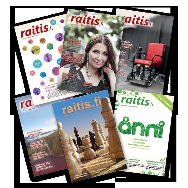 raitis.fi-lehtiä
