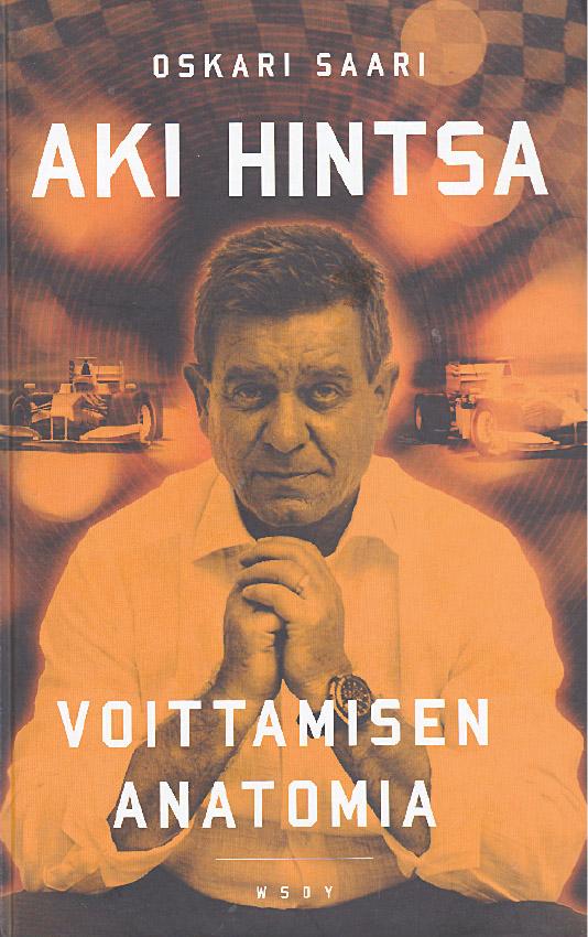 Kirja: Voittamisen anatomiaa, Oskari Saari, Wsoy 2016