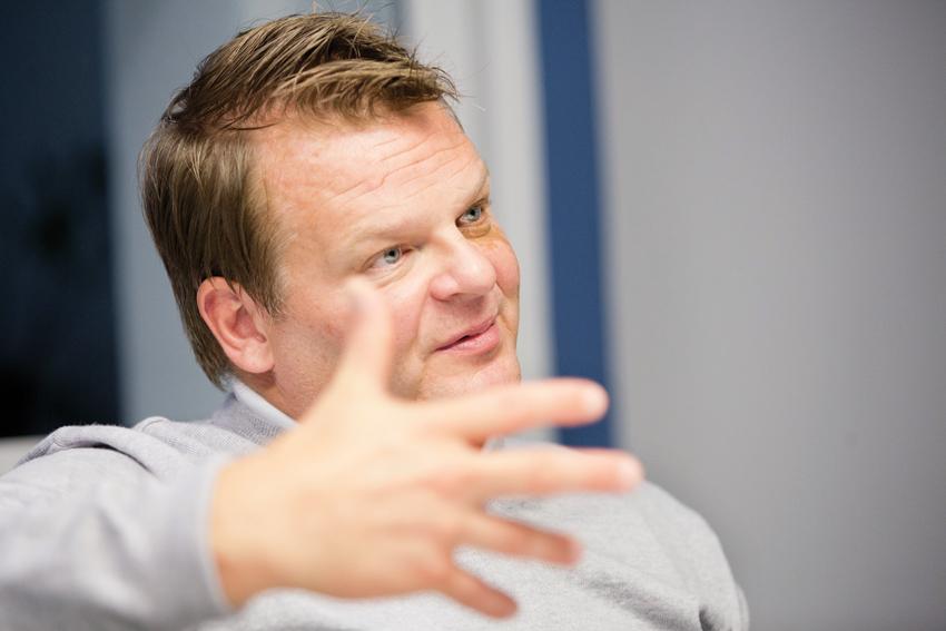 Marko Jantunen kokee saaneensa raitistuttuaan enemmän aikaan kuin koskaan aikaisemmin. Kuva: Marja Väänänen