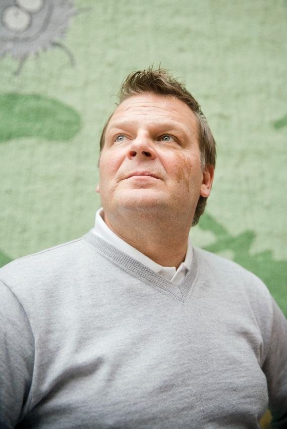 Marko Jantunen on raitis mies.