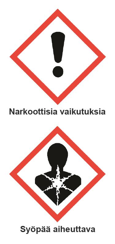 Varoitusmerkit: Jos alkoholijuomat keksittäisiin nyt, laki kieltäisi ne useiden eri haittavaikutusten takia. Jos juomat kuitenkin sallittaisiin, olisi niissä luultavasti vähintään oheiset varoitusmerkinnät.