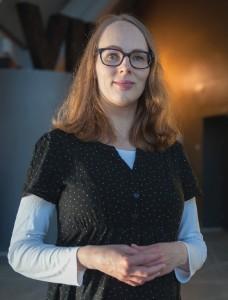 Katja Saarikko koordinoi Turvapaikan hakijoiden tuki ry:n toimintaa pääkaupunkiseudulla.