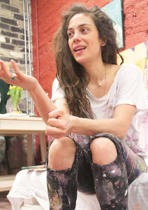 Manuela Boscon mielestä pahinta on pelko ja epävarmuus.